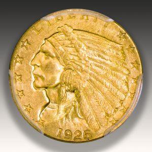 $2.5 Gold